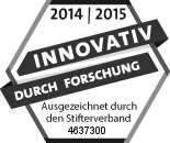 "Seal of Approval ""innovation agency for the German science system"