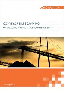 Title Flyer Conveyor Belt Scanning